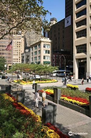 New York City Vietnam Veterans Memorial Plaza1