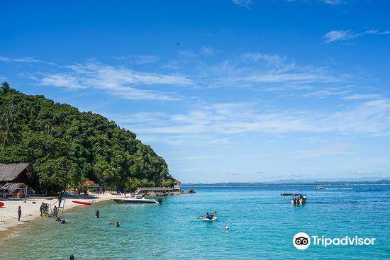 Kapas Island1