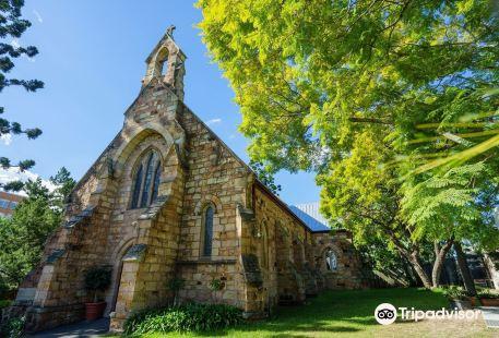 St Mary's Anglican Church Kangaroo Point