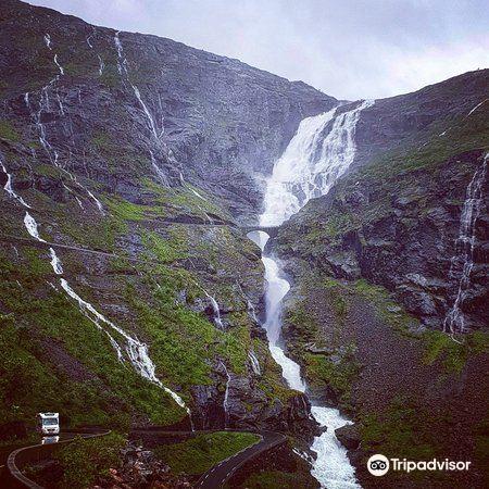 Stigfossen Waterfall4