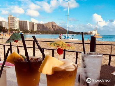 Mai Tai Bar at Royal Hawaiian Hotel