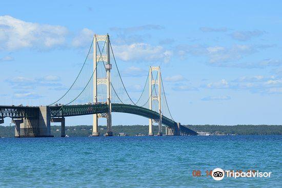 麥基諾大橋4