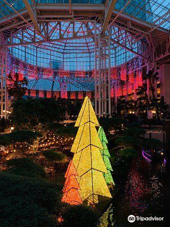 Opryland Hotel Gardens4
