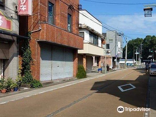 嬉野温泉本通り商店街4