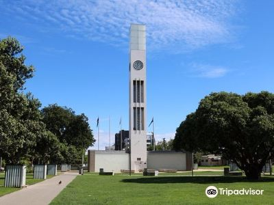 Palmerston North Clock Tower