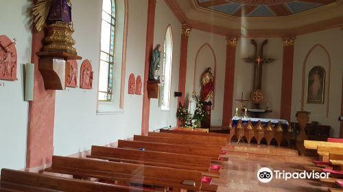 Jesus′s Saint Heart Chapel