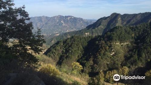 Lingshou Shuiquanxi Natural Scenic Area