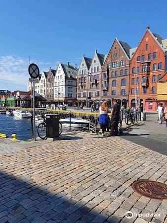 Bryggen Hanseatic Wharf1