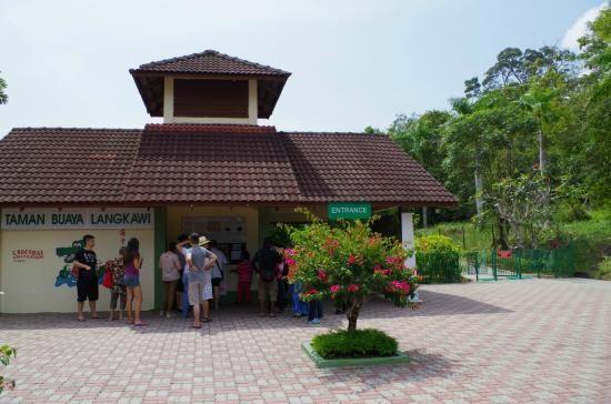Crocodile Adventureland Langkawi3