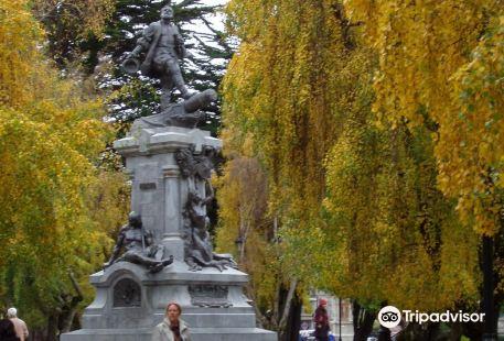 Monumento a Hernando de Magallanes