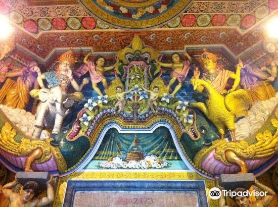 Isipathanaramaya Buddhist Temple4