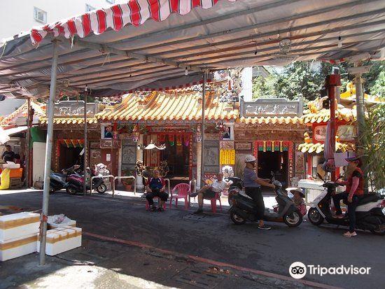 Kaohsiung Dagang Baoan Temple2