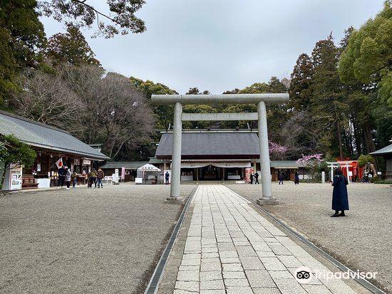 常磐神社・義烈館2