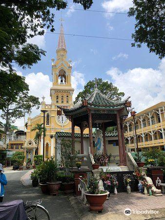 Nha Tho Cha Tam (Cha Tam Church)2