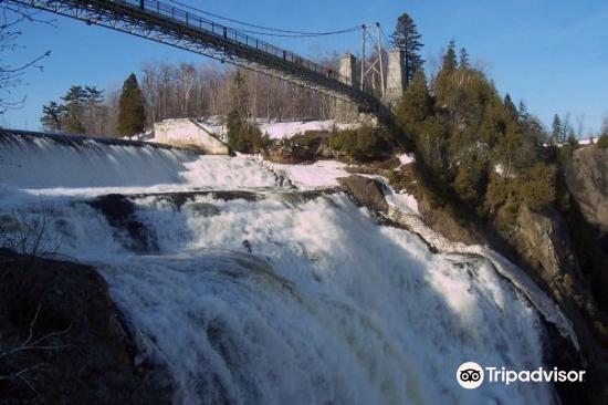 蒙特倫西瀑布公園 Parc de la Chute-Montmorency3