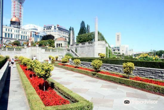 ナイアガラ パークス ボタニカル ガーデン1