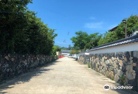 Hagi Castle Town