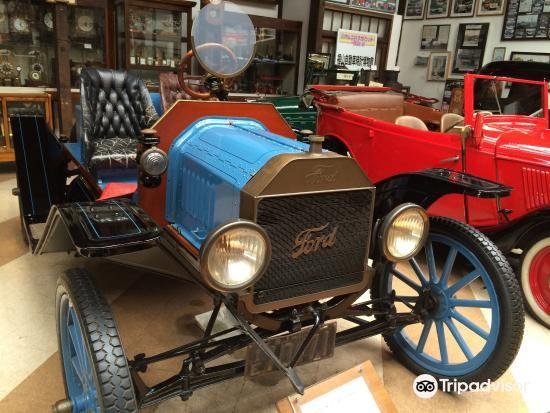 福山自動車時計博物館1