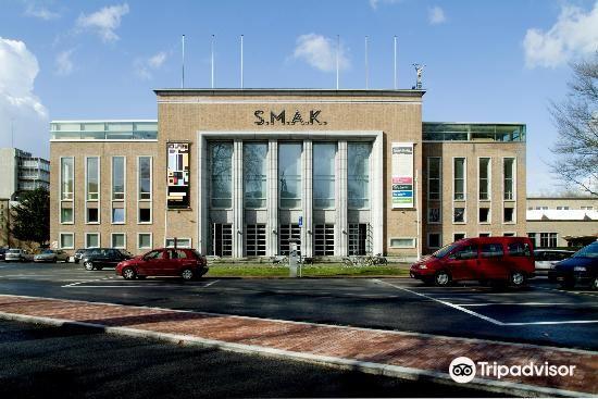 Stedelijk Museum voor Actuele Kunst (SMAK)2