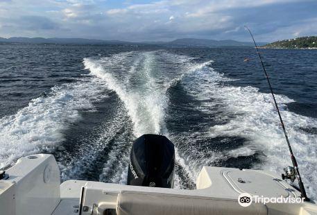 Oslo Fjord Boat Fishing