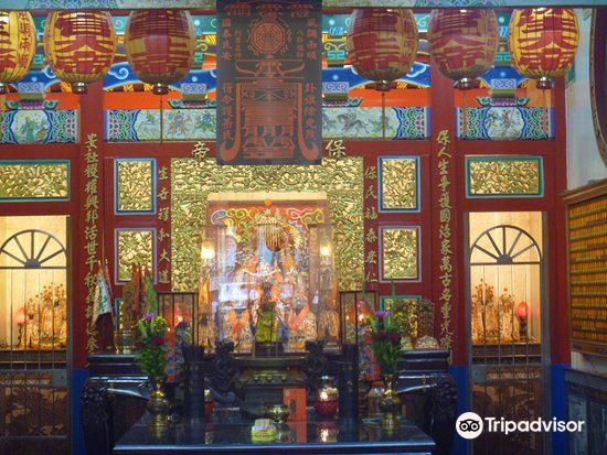 Kaohsiung Dagang Baoan Temple3