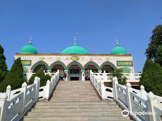 吳忠清真寺
