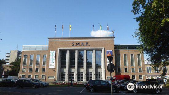 Stedelijk Museum voor Actuele Kunst (SMAK)3