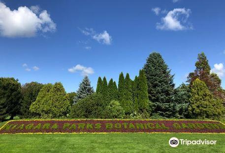ナイアガラ パークス ボタニカル ガーデン