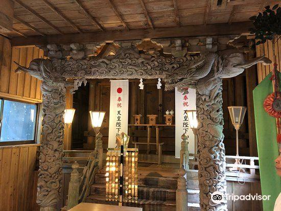 霧島岑神社1