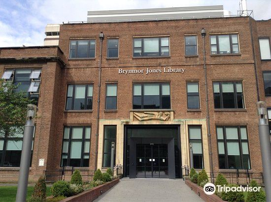 Brynmor Jones Library3