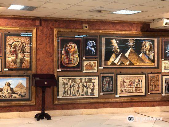 エジプトパピルス博物館3