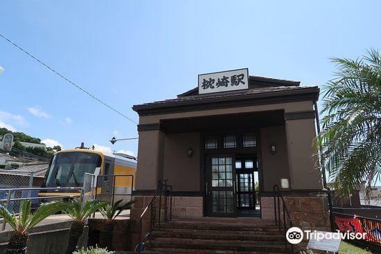 JR Makurazaki Station1