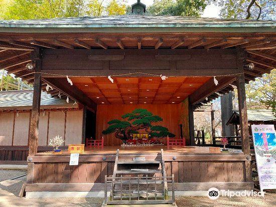 常磐神社・義烈館4