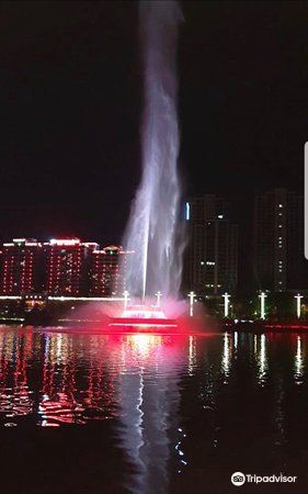 First High-Altitude Fountain in Asia4