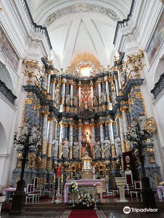 The Jesuit Catholic Church