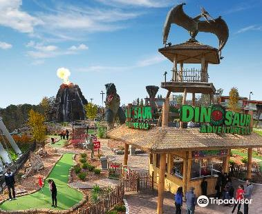 Dinosaur Adventure Golf