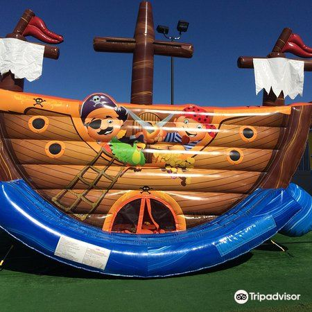Cape Cod Inflatable Park1