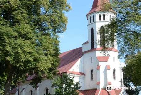 Church of the Holy Apostles Peter and Paul in Swierze