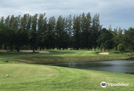 泰國芭提雅帕坦納高爾夫球俱樂部 Pattana Golf Club & Resort
