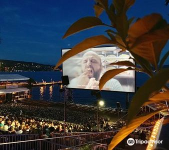 Open air Allianz Cinema
