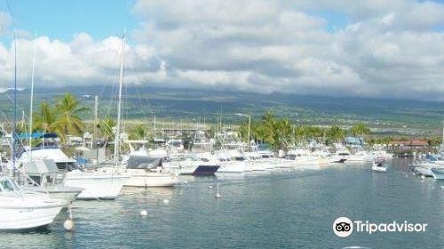 Honokohau Marina & Small Boat Harbor