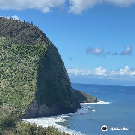Waipio Valley Lookout3
