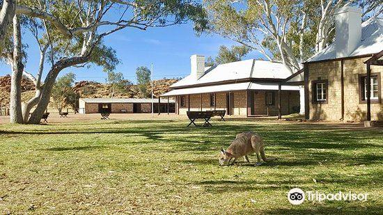 Alice Springs Telegraph Station2