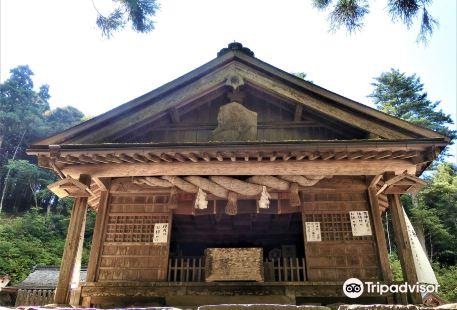 Kamosu Shrine