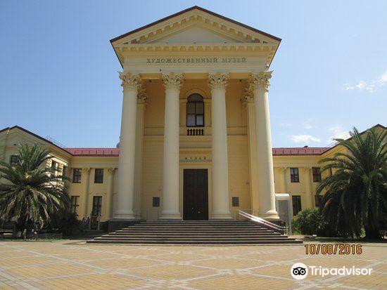 索契歷史博物館1