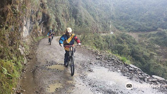 North Yungas Road4