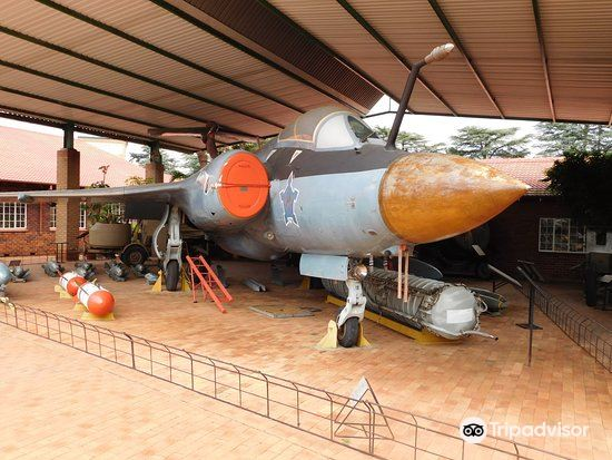 South African National Museum of Military History4