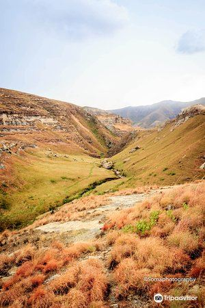 Golden Gate Highlands National Park3