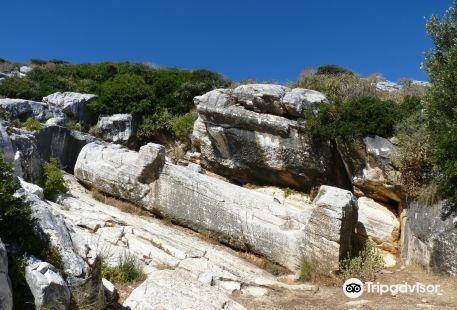 The Kouroi of Naxos