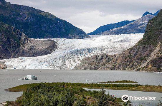 門登豪爾冰川1